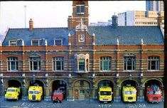 Coventry's 'Rainbow Brigade' of fire engines in the - CoventryLive Fire Dept, Fire Department, Brighton Rock, Coventry City, Photographs And Memories, Emergency Vehicles, Fire Engine, Fire Trucks, Old Photos