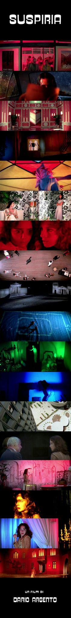 Suspiria Director: Dario Argento