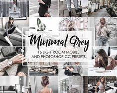 How to Make Diptychs in Lightroom Instagram Feed, Gray Instagram, Cool Instagram, Instagram Ideas, Photoshop Presets Free, Lightroom Gratis, Lightroom Presets, Vsco Themes, Vsco Presets