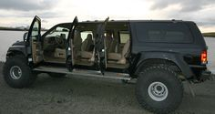 Ford Excursion Super Truck 7.3 liter diesel engine