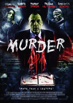 Thriller/Horror Film Starring Tom SIzemore more Info: www.murder101movie.com