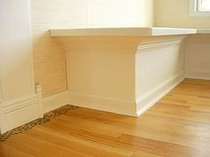 Banquette Seating How To Build | how to make a banquette, bench or window seat by cindytaylor1475