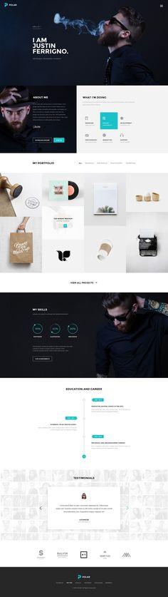 Business WordPress Themes #creative #web #design