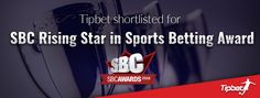 Tipbet has been shortlisted for the inaugural Rising Star in Sports Betting award, with the winners to be announced at the upcoming SBC Awards 2016. The accolade rewards the most prolific emerging operator or affiliate in the sports betting industry; with the ceremony to be held on Wednesday December 7th at the Under the Bridge nightclub in London. This honour is bestowed upon the company that has emerged as the most successful new player in the market over the past three years. This is…