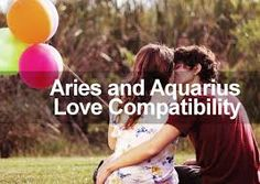 Aries and Aquarius Love and Sexual Compatibility