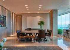 Fachadas de Casas Térreas - veja 20 modelos modernos e bonitos! House Designs Exterior, Interior Design, Modern Loft, Home, Interior, Contemporary House, Modern House, Home Decor, Model Homes