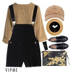 """""""#Vipme"""" by credentovideos ❤ liked on Polyvore featuring Zara, Stila, vintage, women's clothing, women, female, woman, misses, juniors and vipme"""