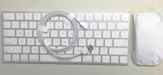 New! Apple Magic Keyboard & Magic Mouse 2 (Rechargable) Bundle