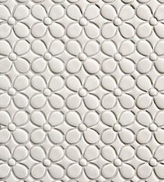 Do you like daisies? This pattern from our newest collection Tilt can liven up your kitchen or bathroom.