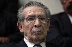 NY Times photo essay on Guatemala's Rios Montt trial