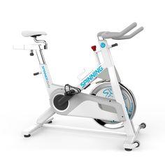 Spinner® Bella - Our first-ever Spinner bike designed for women! Sleek and Durable Yet Portable Exercise Bike