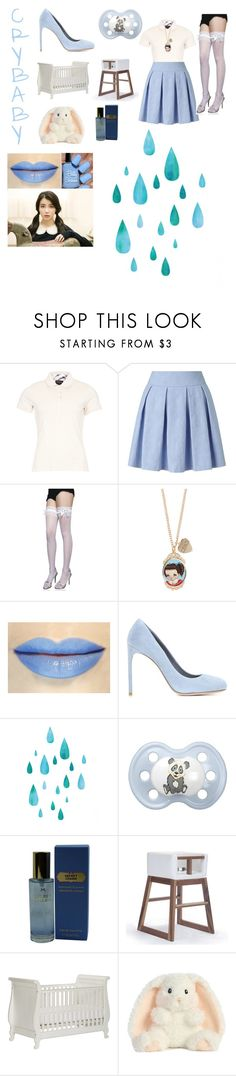 """""""Creepypasta OC: Crybaby (TV CP Ep. 1 out of 16)"""" by arytang06 ❤ liked on Polyvore featuring Barbour, Miss Selfridge, Miu Miu and Victoria's Secret"""