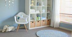 Cómo organizar una habitacion para bebes