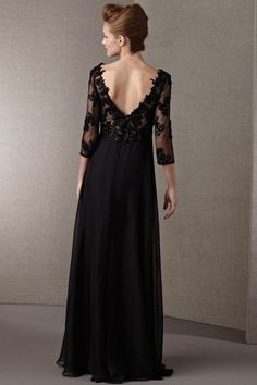 Evening Dresses Occasion Dresses Tank Top Court Train Black 3