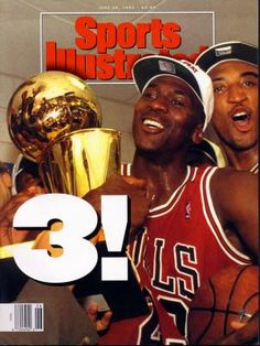 The first Chicago Bulls 3peat