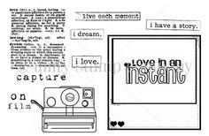 Insta-Live, Love, Dream 1