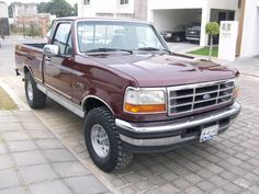 Ford F150 F250 4x4 5.0 5vel 1996 Xlt Excelentes Condiciones - Año 1996 - 300000 km - en MercadoLibre