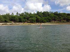 Lagoa de Albufeira em Sesimbra, Setúbal