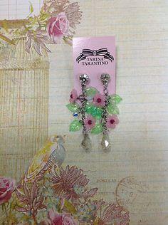 Tarina Tarantino Petite Garden Earrings - http://elegant.designerjewelrygalleria.com/tarina-tarantino/tarina-tarantino-petite-garden-earrings/