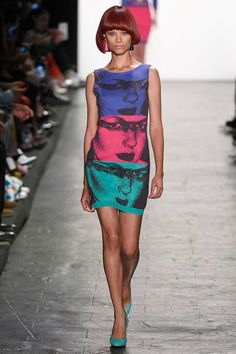 Jeremy Scott Spring 2017 Ready-to-Wear Collection Photos - Vogue
