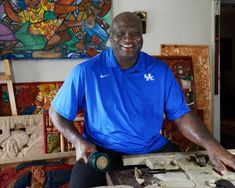 Image result for lavon williams Belts For Women, Kentucky, Interview, Jr, Artist, Craft, Image, Creative Crafts, Artists