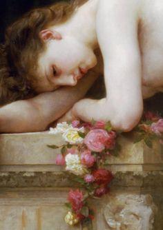 Elegy  (douleur d'amour) 1899 - William Bouguereau