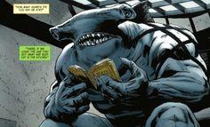 The Flash: Confira as Primeiras Imagens do Tubarão-Rei