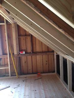 2 etasje vår 2014 Bygger opp