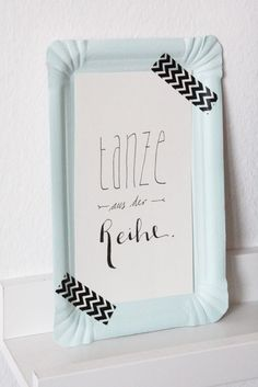 DIY Wanddeko U0026 Lettering Printable Zum Download