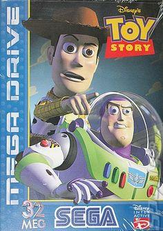Toy Story - Sega Megadrive / Genesis