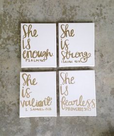 Nursery canvas signs/ girl nursery signs/ bible verse canvas/ pink and gold nursery https://www.etsy.com/listing/292275157/canvas-sign-dorm-room-decor-dorm-room