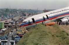 1987- PHILIPPINE AIRLINES AIRBUS OVERSHOOTS THE RUNWAY; Nobody was injured among 135 passengers and crewmen on board.