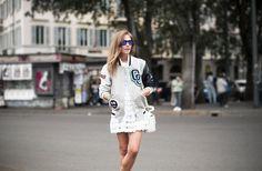 Who: Aurora Sansone  What: Vogue Nippon editor; stylist