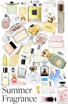 """""""What's Your Summer Fragrance?"""" by polyvore-editorial ❤ liked on Polyvore"""