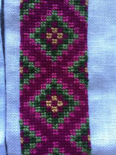 Embroidery Flowers Pattern, Flower Patterns, Earring Tutorial, Bead Jewellery, Cross Stitch Designs, Beaded Earrings, Tutorials, Beads, Dress
