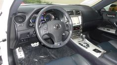 car interior modification ideas lexus isf in starfire pearl the next car ideas mods colors. Black Bedroom Furniture Sets. Home Design Ideas