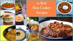 10 Best Slow Cooker Recipes | FaveHealthyRecipes.com