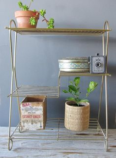 perfect plant stand!