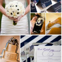 Navy wedding