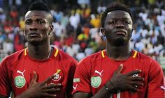 Asamoah Gyan, captain of the senior national team of Ghana, the Black Stars has asked the entire nation to forgive international teammates Sulley Muntari and Kevin-Prince Boateng.
