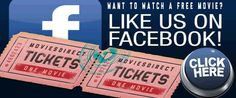 LIKE US ON FACEBOOK. And watch a movie for FREE right now! Family Movies, Fishing Tackle, The World's Greatest, Movies Online, Facebook, Watch, Free, Clock, Bracelet Watch