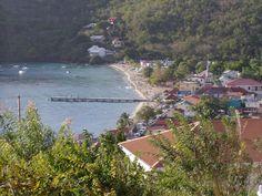 Le Bourg des Anses d Arlets. Martinique