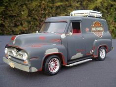 1955 Ford Panel Truck