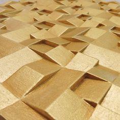 random cube contemporary ceiling tile ceiling avant garde