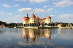 Moritzburg Castle. Saxony, Germany    www.millionstock.com