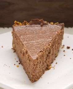 Black Hole Chocolate Cheesecake is a deliciously decadent chocolate dessert with a surprising ingredient.