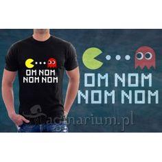 Koszulka Om Nom Nom