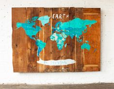 Oliver Jeffers- Cartography