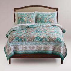 Nora quilt from world market
