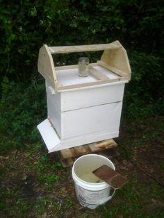beehive at 75%